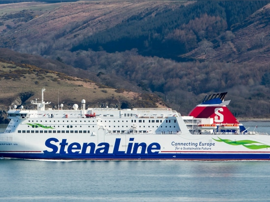 STENA-LINIE INVESTIERT £5M in der LOKALEN FLOTTE AUSSTATTEN
