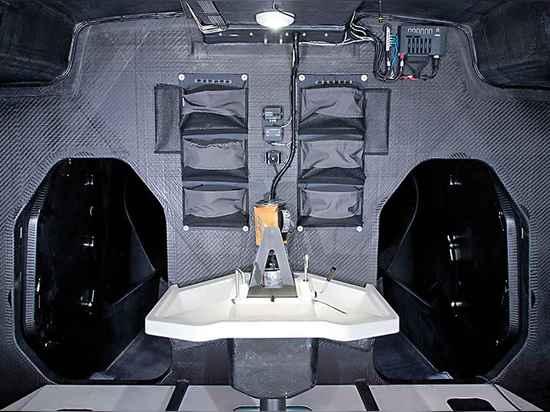 Galeere des Volvo-Ozean-65