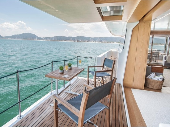 MCP startet Yacht Ragnar THD 925