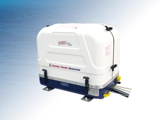 Marine-Generator Panda 15000i