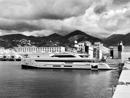 Tankoa Yachts startet seine vierte Superyacht
