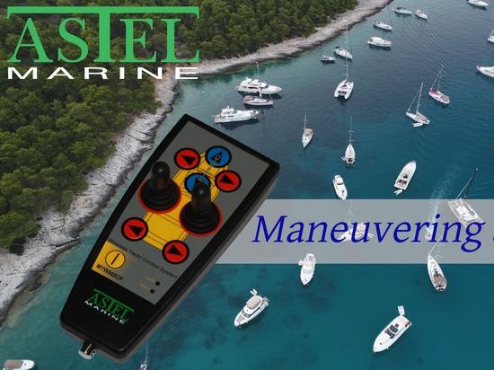 Kabelloses Yacht-Kontrollsystem - Wenn die Landung zum Vergnügen wird…