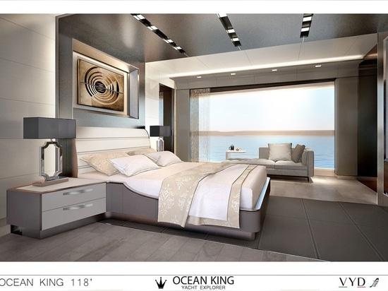 Ocean King präsentiert das neueste New Classic 108 Modell