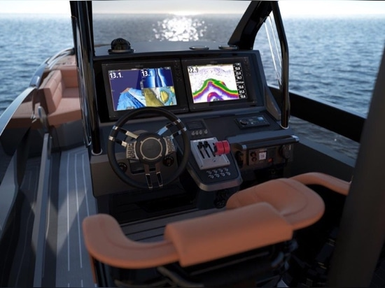 Erfolgreicher Seeversuch für Sunseeker's Hawk 38