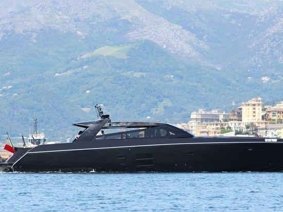 Exklusiv: Erster Blick auf den neuen 26 Meter Otam 85 GTS Cara Montana