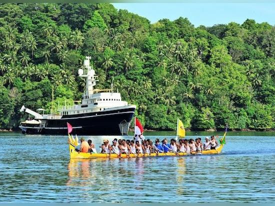 Die Entwicklung Indonesiens als Superyacht-Destination