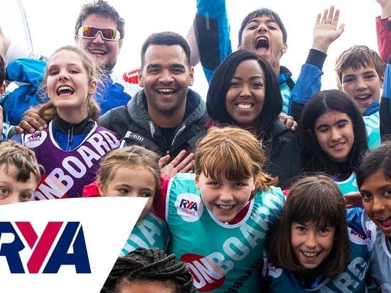 Demnächst - Wassersportspaß für Jugendliche beim Portsmouth OnBoard Festival