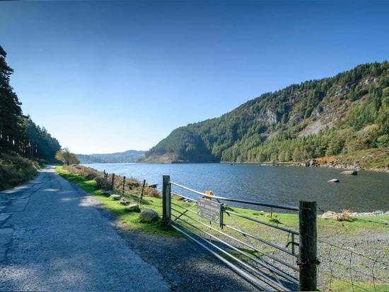 Llyn Geirionydd, Snowdonia, Großbritannien