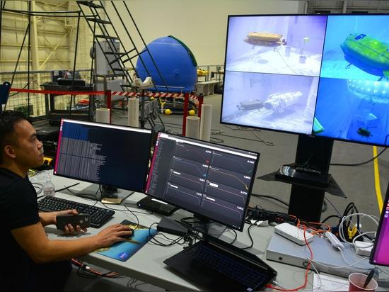 Treffen Sie Aquanaut, den Unterwasser-Transformator