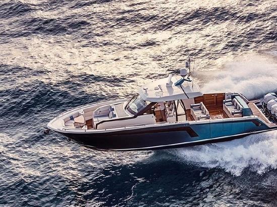 Ocean Alexander 45 Divergenz: Neues Tagesboot zielt darauf ab, die Essenz der Superyacht zu destillieren
