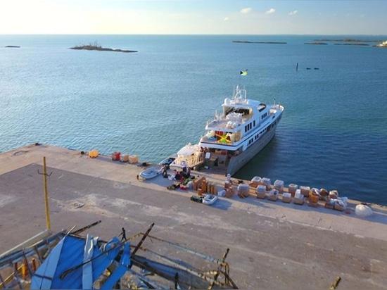 Hurrikan Dorian: Superyachts-Rallye zur Unterstützung der Bahamas