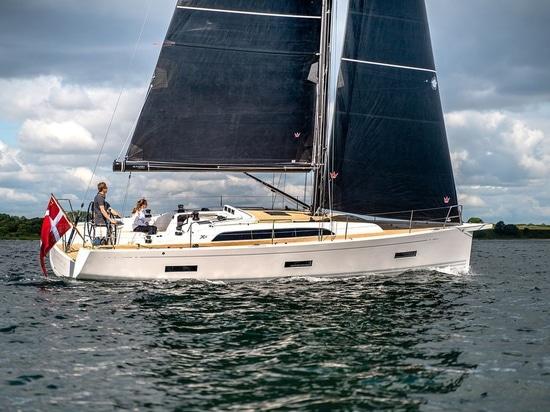 X-Yachts neueste Ergänzung, die X40Courtesy Of The Manufacturer