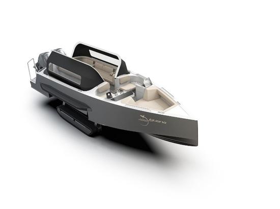 Iguana Yachts bringt amphibische Tageslimousine auf den Markt
