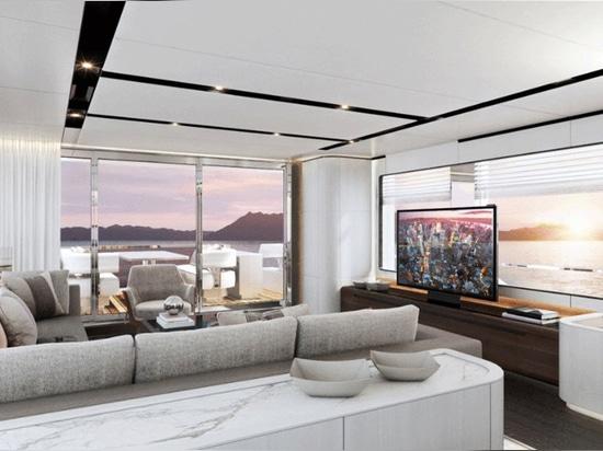 Astondoa enthüllt 25-Meter-Flybridge-Yacht AS8