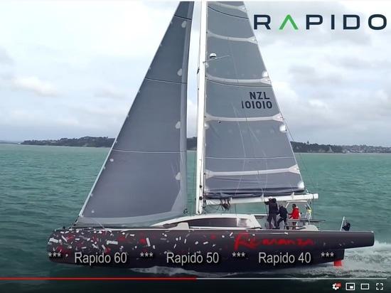 Rapido 60, Romanza, Neuseeland