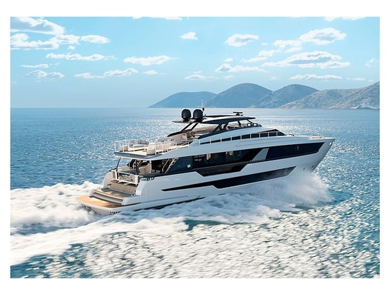 Ferretti Yachts 1000-Flaggschiff-Projekt enthüllt