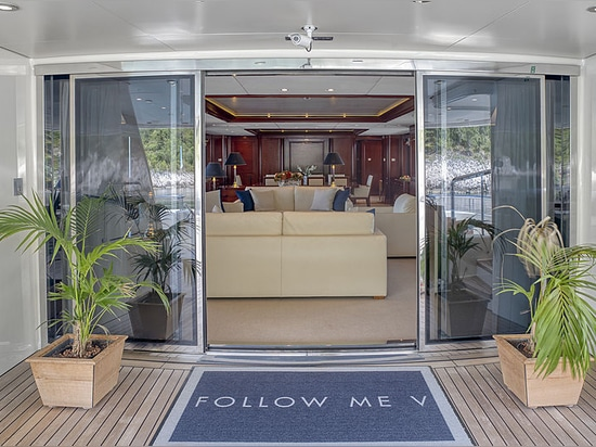 45m Factoria Naval Marin-Yacht Follow Me V auf dem Markt