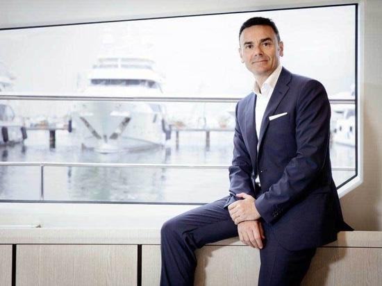 Azimut Benetti-Gruppe heißt Marco Valle als CEO der Gruppe willkommen