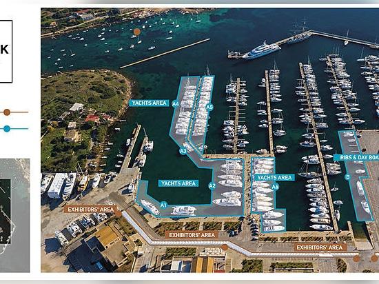 Erste olympische Yachtmesse findet im Oktober statt