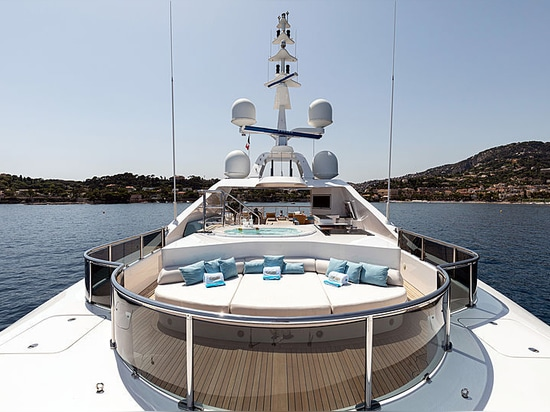 Zu verkaufen: 54m Benetti-Motoryacht Karianna