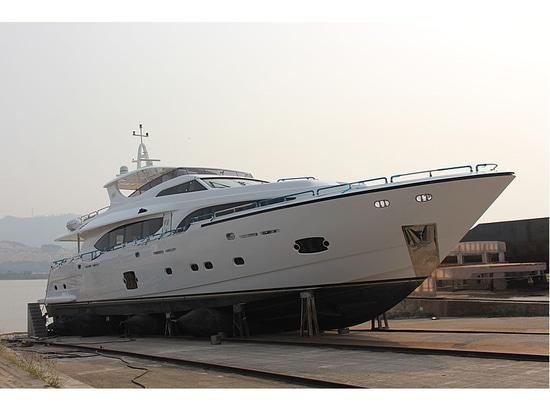 Heysea startet zehnte Asteria 108 Yacht