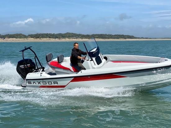 Saxdor-Roller 200 Sport: Starterboote gibt es nicht viel cooler als dieses