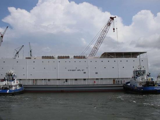 Halter Marine markiert Meilensteine im Marine-Liegeplatzbinnenschiff-Programm