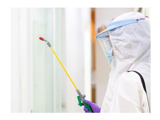 COVID-19: Damen führt 24/7-Desinfektionsdienst für Schiffe ein