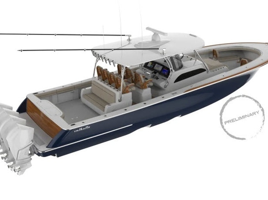 Das neue Flaggschiff von Walhalla