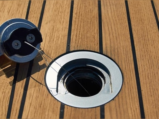 Bootsdeck von Seasmart füllen