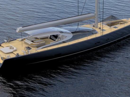 Malcolm McKeon Yacht Design enthüllt Segelyacht-Konzept MM38