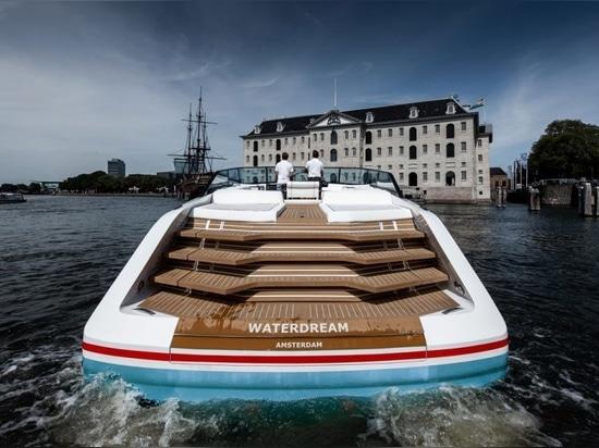 Waterdream 52 California erster Blick: Niederländische Schwergewichte arbeiten für königlichen Kreuzer zusammen