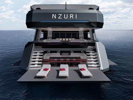 Kyron Design enthüllt 70-Meter-Expeditionsyacht-Konzept Nzuri