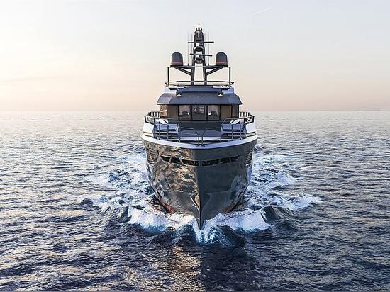 33m-Yacht ROCK XL ergänzt ROCK-Serie von Vripack