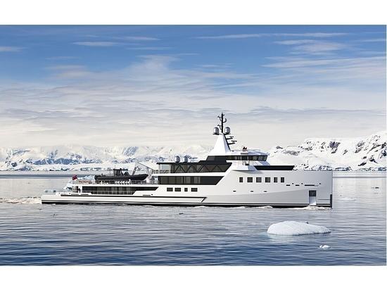 Damen Yachting unterzeichnet neue 72m Hybrid-Forschungsyacht
