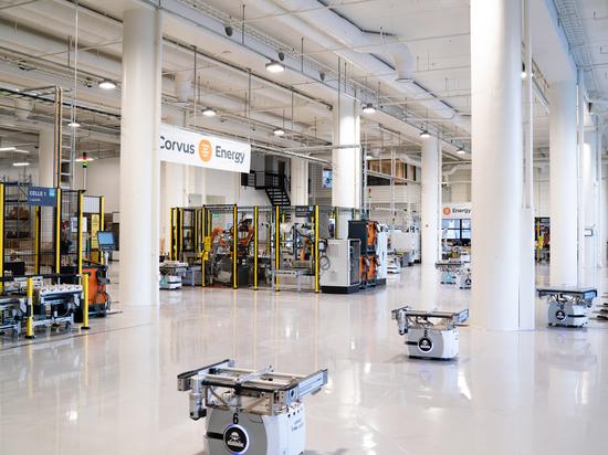 Corvus Energy beginnt mit der Entwicklung von maritimen Brennstoffzellensystemen mit Wasserstoff-Brennstoffzellentechnologie von Toyota