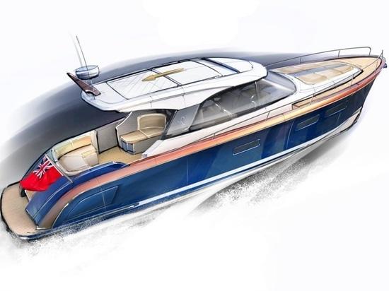 Rustler R41: Britische Segelmarke stellt erste Motoryacht vor