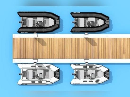 Zodiac bringt E-Boot-Reihe auf den Markt