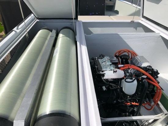 REXH2: Die On-Board-Lösung für emissionsfreie Navigation