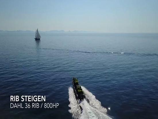 Eine aufregende Fahrt in Norwegen!
