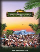 the Wave House brochure
