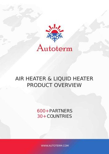 Autoterm product basic catalogue