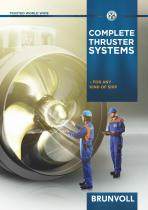 Complete Thruster Systems