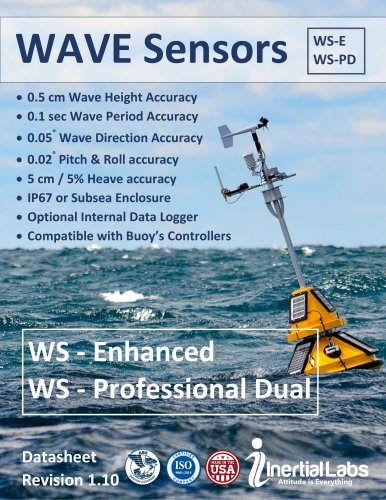 Wave Sensors (WS-E, WS-PD)