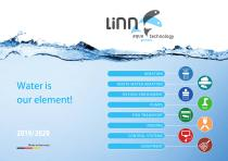 Water is our element! 2019/ 2020