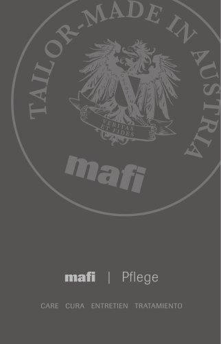 mafi care instruction
