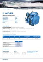 4 W105M Propulsion Engine