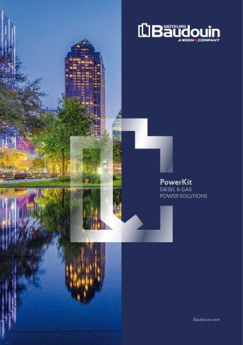 Baudouin PowerKit Product Brochure