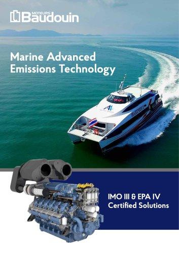 IMO III & EPA IV Solutions