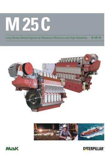 Brochure - MaK M 25 C